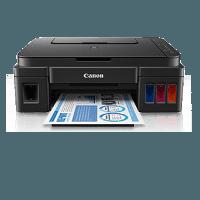 Canon G2100 driver impresora. Descargar e instalar controlador gratis.