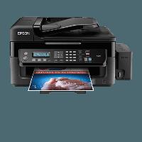 Epson L555 driver impresora y scanner. Descargar controlador gratis.