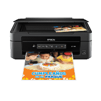 Epson XP-201 driver impresora. Descargar e instalar controlador gratis.