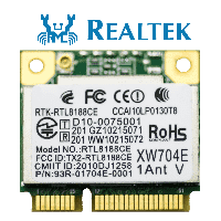 Descargar Realtek RTL8188CE driver para Windows 10, 8.1, 8, 7, Vista y XP