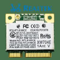 Descargar Realtek RTL8188CE driver para Windows 10, 8.1, 8, 7, Vista y XP.