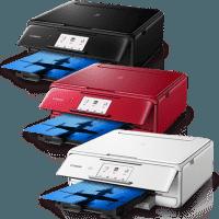 Canon TS8152 driver impresora. Descargar e instalar controlador gratis