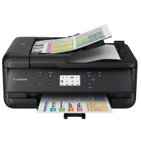 Canon TR7550 driver impresora. Descargar e instalar controlador gratis