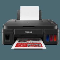 Canon G3510 driver impresora. Descargar e instalar controlador gratis